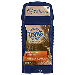 Tom's of Maine® 2.8 oz. Men's Long-Lasting Wide Stick Deodorant in Deep Forest