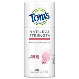 Tom's of Maine® 2.0 oz. Men's Plastic-Free Deodorant in Fresh Powder