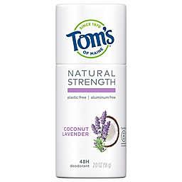 Tom's of Maine® 2.0 oz. Men's Plastic-Free Deodorant in Coconut Lavender