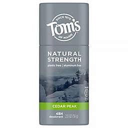 Tom's of Maine® 2.0 oz. Men's Plastic-Free Deodorant in Cedar
