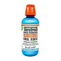TheraBreath® 33.8 oz. Fresh Breath Oral Rinse in Invigorating Icy Mint