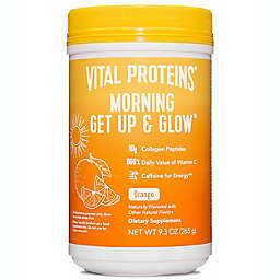 Vital Proteins® 9.3 oz. Morning Get Up and Glow Collagen Powder