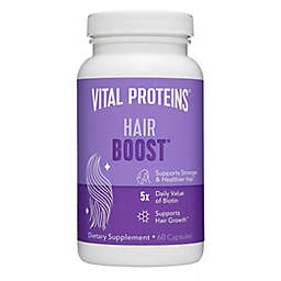 Vital Proteins® 60-Count Hair Boost™ Capsules