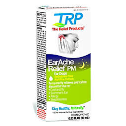 TRP The Relief Products™ .33 fl. oz. EarAche Relief PM Homeopathic Ear Drops