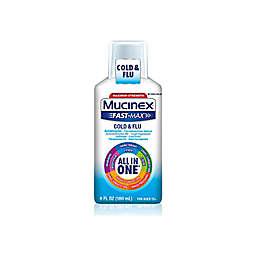 Mucinex® Fast-Max® 6 oz. Maximum Strength Cold & Flu Liquid