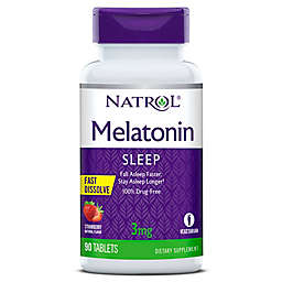 Natrol® 90-Count 3 mg Melatonin Sleep Support Fast Dissolve Tablets