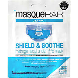 masque BAR™ Shield & Soothe PPE Facial Hydrogel Mask