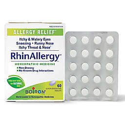 Boiron® RhinAllergy® 60-Count Tablets