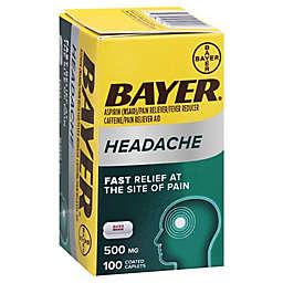 Bayer® Headache Aspirin 100-Count Tablets
