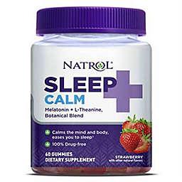 Natrol® 60-Count 6 mg Sleep+ Calm Gummies