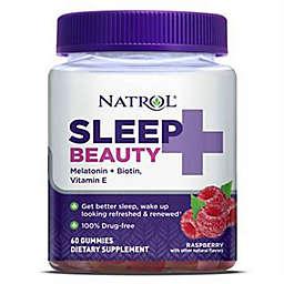 Natrol® 60-Count 6 mg Sleep+ Beauty Gummies