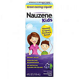 Nauzene® Kids 4 fl. oz. Nausea and Upset Stomach Relief Liquid in Grape Flavor