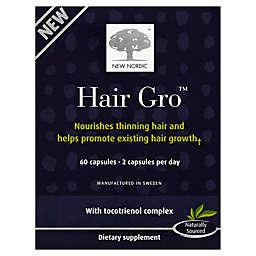 New Nordic™ 60-Count Hair Gro Gummies