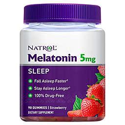 Natrol® 90-Count 5 mg Melatonin Sleep Support Gummies