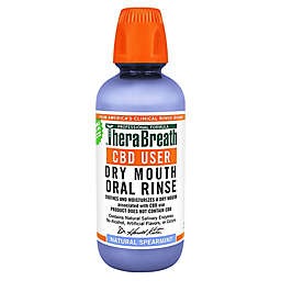 TheraBreath® 16 oz. CBD User Oral Rinse in Natural Spearmint