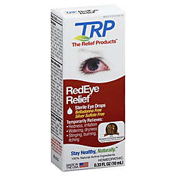 TRP The Relief Products™ .33 fl. oz. RedEye Relief Homeopathic Sterile Eye Drops