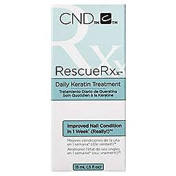 Creative Nail Design™ RescueRXx™ 0.5 fl. oz. Daily Keratin Nail Treatment