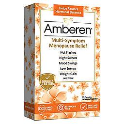 Amberen® 60-Count Menopause Relief Capsules