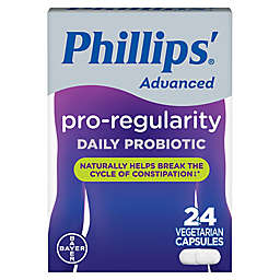 Phillips'® Advanced Pro-Regularity Daily Probiotic 24-Count Capsules