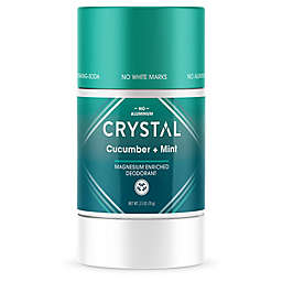 Crystal Essence® 2.5 oz. Magnesium Solid Stick Deodorant in Cucumber and Mint