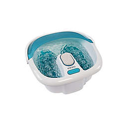 HoMedics® Bubble Spa Elite Foot Bath with Heat Boost Power