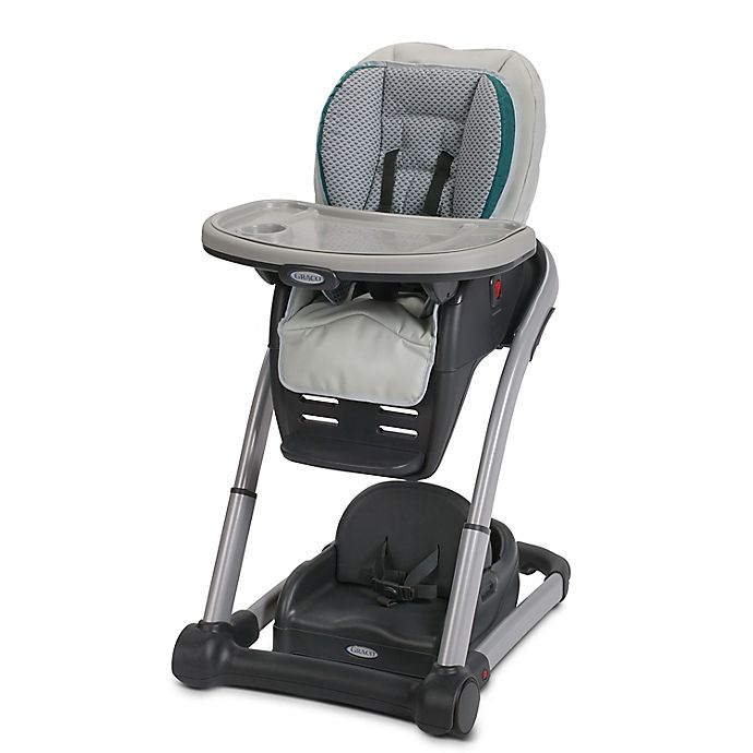 Alternate image 1 for Graco® Blossom™ 6-in-1 High Chair in Sapphire™