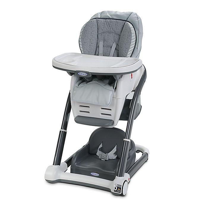 Alternate image 1 for Graco® Blossom™ 6-in-1 Convertible Highchair
