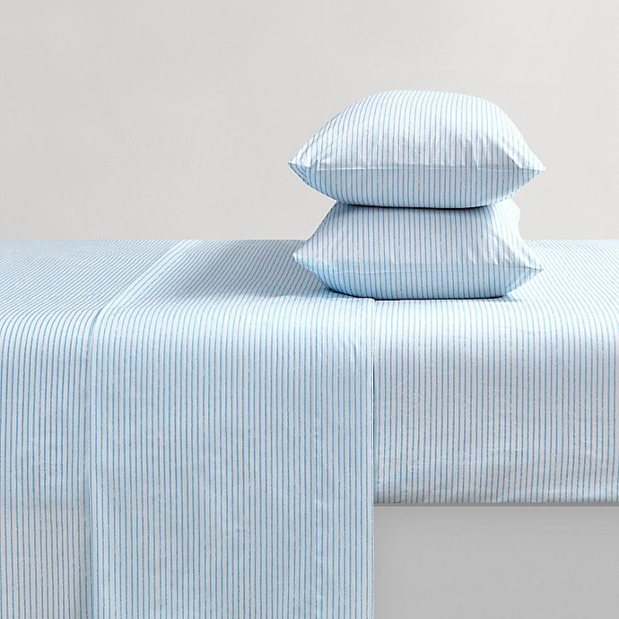 Alternate image 1 for SCOUT Double Stuff Full Sheet Set in Blue