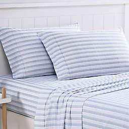 Tommy Bahama® Maldive Stripe Cool Zone 200-Thread-Count Sheet Set