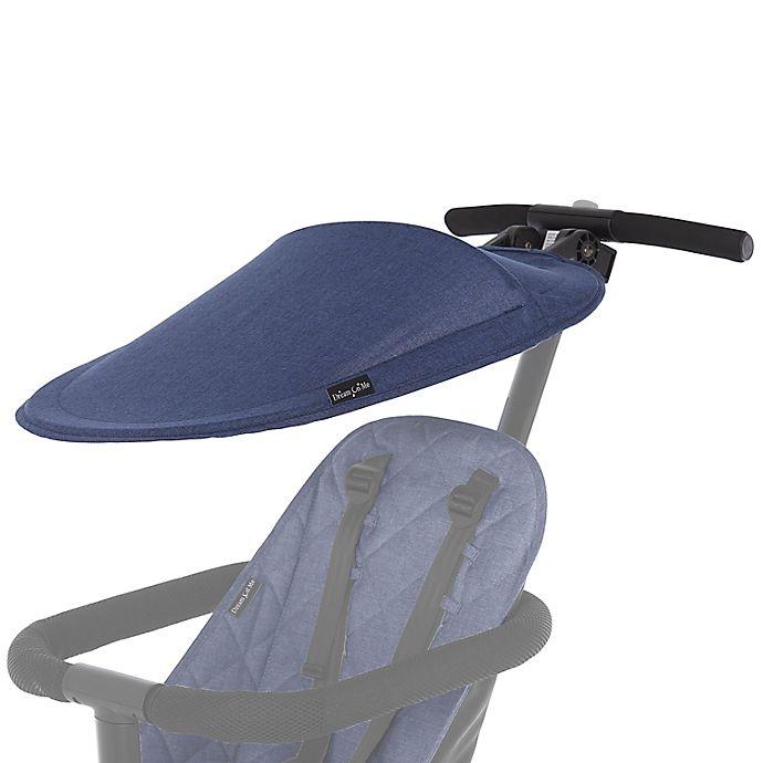 Alternate image 1 for Dream On Me Coast Rider Stroller Sun Canopy