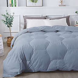 Feather and Loom Honeycomb Down Alternative Comforter