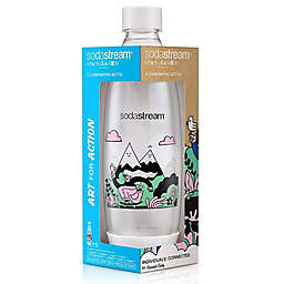 SodaStream® 1-Liter Earth Day Mountains Carbonating Water Bottle