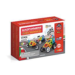 Magformers® 17-Piece Amazing Transform Wheel Set