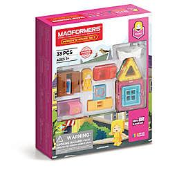 Magformers® 33-Piece Maggy's House Set