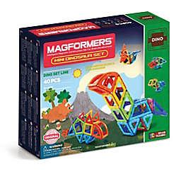 Magformers® Mini Dinosaur 40-Piece Set