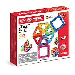 Magformers® 26-Piece Rainbow Set