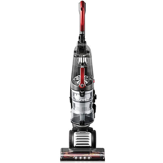 Alternate image 1 for Eureka® FloorRover Anti-Tangle Pet Vacuum in Red/Silver