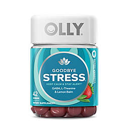 OLLY™ 42-Count Goodbye Stress® Gummies