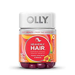 Olly® 60-Count Heavenly Hair Gummies in Grapefruit
