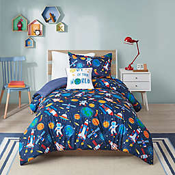 Mi Zone Jason Outer Space Full/Queen Comforter Set
