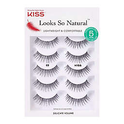 KISS® 5-Pack Ever Ez Lashes™ Multipack (03)
