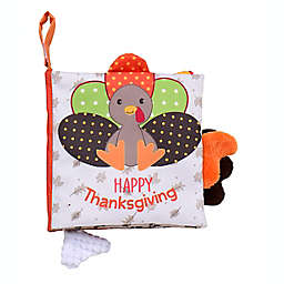 Magic Years® Touch and Learn Thanksgiving Soft Activity Book