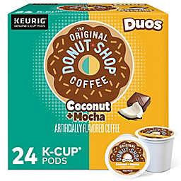 The Original Donut Shop® Coconut Mocha Coffee Keurig® K-Cup® Pods 24-Count