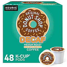 The Original Donut Shop® Decaf Coffee Value Pack Keurig® K-Cup® Pods 48-Count