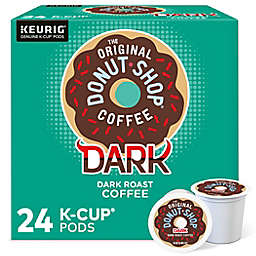 The Original Donut Shop® Dark Coffee Keurig® K-Cup® Pods 24-Count