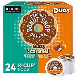 The Original Donut Shop® Nutty Caramel Coffee Keurig® K-Cup® Pods 24-Count
