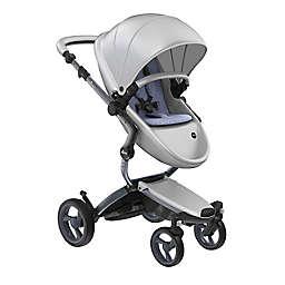 Mima® Xari 4G Stroller in Graphite Grey/Argento/Blue
