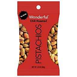 Wonderful® 2.25 oz. Chili Roasted Pistachios