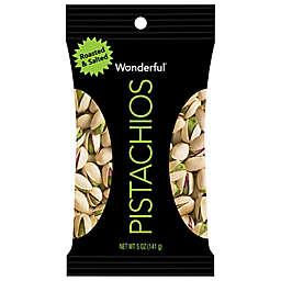 Wonderful® 5 oz. Roasted & Sated Pistachios