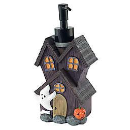 Avanti Spooky House Soap Dispenser in Black